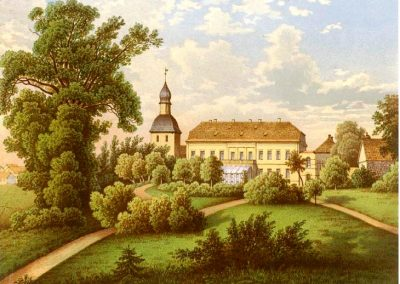 Pammin, Kreis Arnswalde, Hinterpommern, heute Pomien
