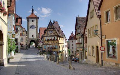 Familientag 2014: Rothenburg ob der Tauber
